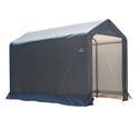 Peak Style Storage Shed 6 10 6'6