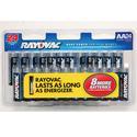 Rayovac AA Batteries, 24-pack