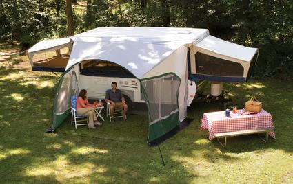 Dometic Cabana Awning for Pop-ups