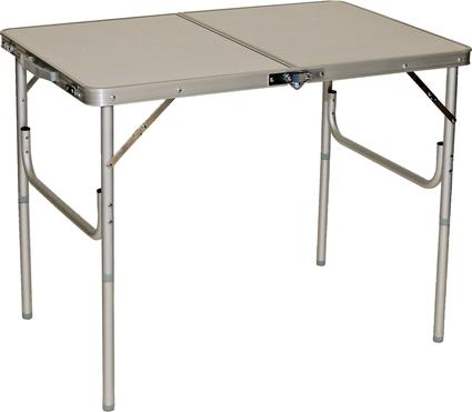 3' Fold N Half Aluminum Table