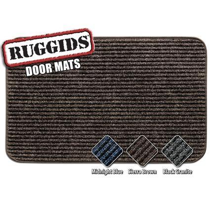 Ruggids RV Door Mat - Sierra Brown
