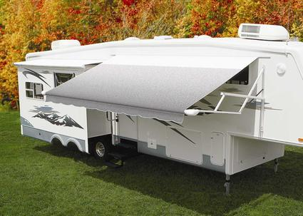 12-Volt Power Awnings by Carefree