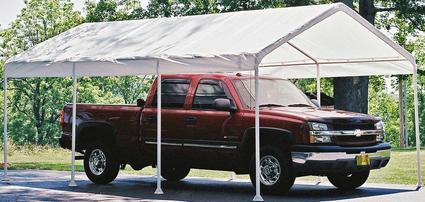 SUPER MAX 8-Leg Canopy, 12' x 20'