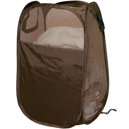 Foldable Hamper - Brown