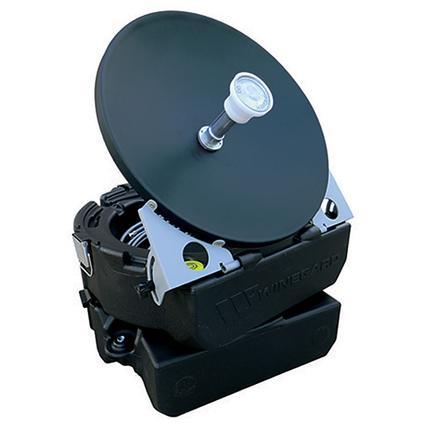Winegard Carryout MP1 Manual Portable Satellite TV Antenna