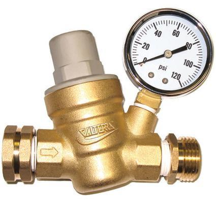Adjustable Water Regulator - Lead Free