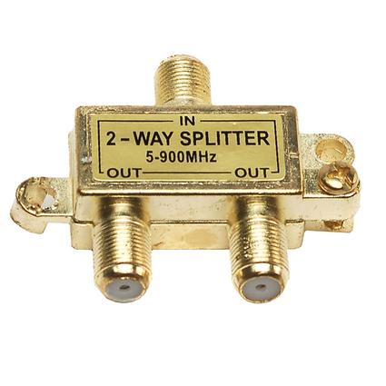 Dual TV Line Splitter
