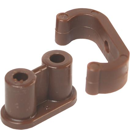Barrel Catch - Nylon Clip