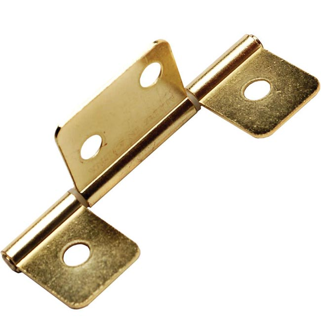 Image Non Mortise Hinge. To Enlarge The Image, Click Or Press Enter .