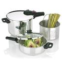 Splendid 2x1 MultiPressure Cooker Set