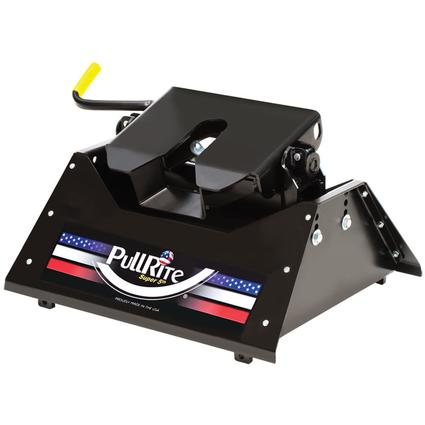 PullRite 18K Super 5th Wheel Hitch for Industry Standard Base Rails