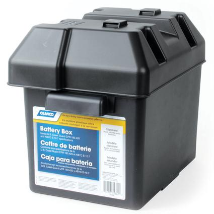 Heavy Duty Battery Box
