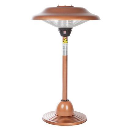 Fire Sense Table Heater Copper