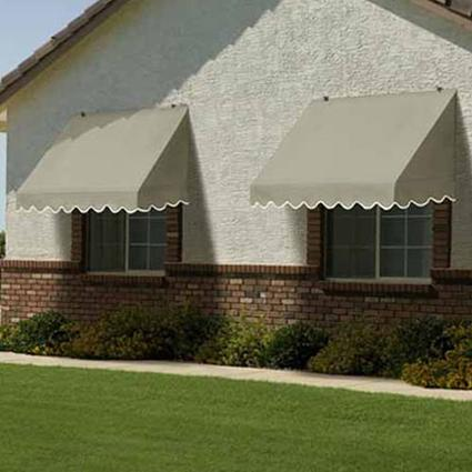 Traditional Home Awnings