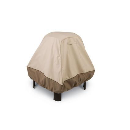 Fire Pit Covers-Square Fire Pit Cover