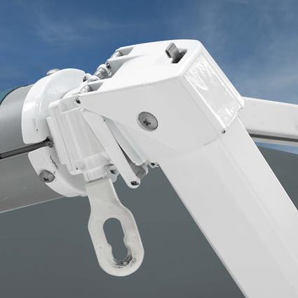 Pioneer Endcap Upgrade Kit - Polar White