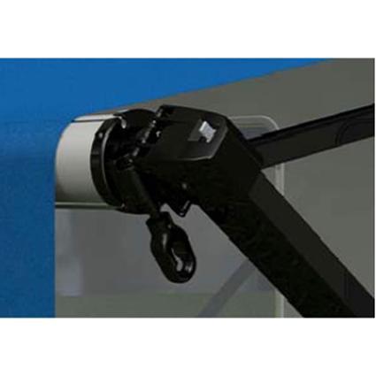 Pioneer Endcap Upgrade Kit - Black