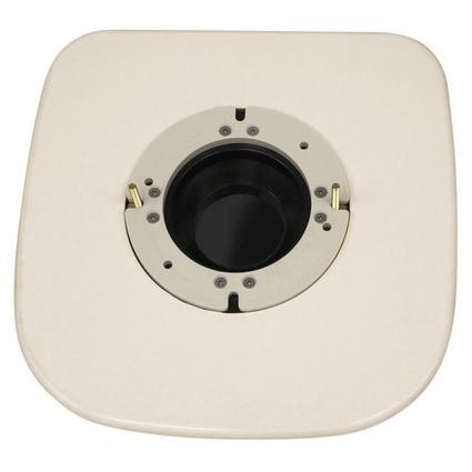 Dometic Toilet Mounting Kit - Bone