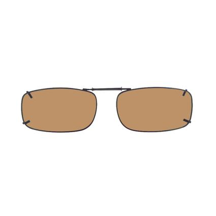 RC15-54 Gunmetal Frame with Amber Lenses