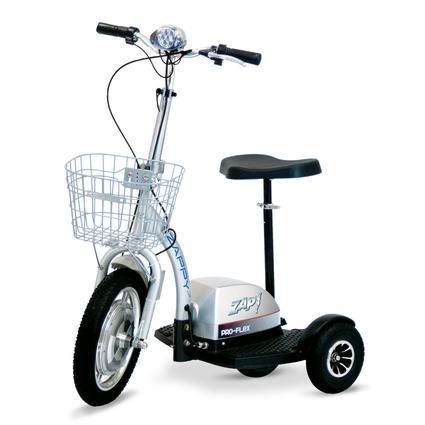 Zappy 3 Pro-Flex Scooter