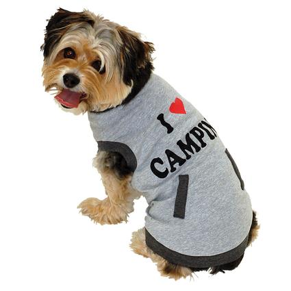 Pet Shirt - Love Camping