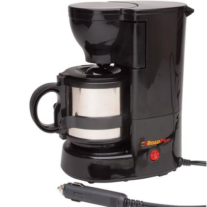 12-Volt Quick Cup Coffee Maker