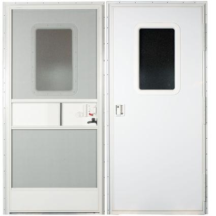 Replacement RV Entrance Doors-24