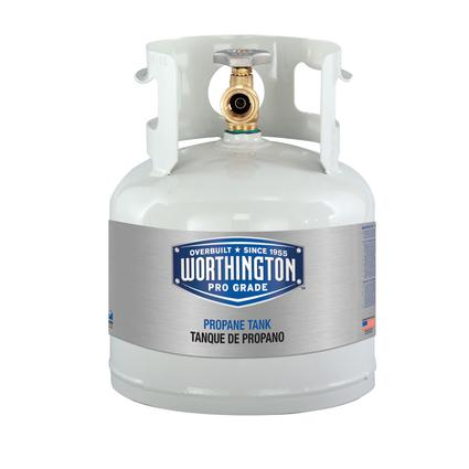 Refillable Steel Propane Cylinders
