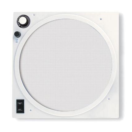 Fan-Tastic Fan Upgrade - Reverse Kit, White