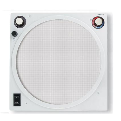 Fan-Tastic Fan Upgrade - Reverse Kit with Thermostat, White