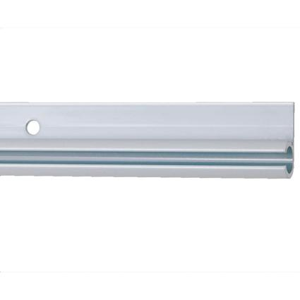 Polar White Awning Rail - 4'