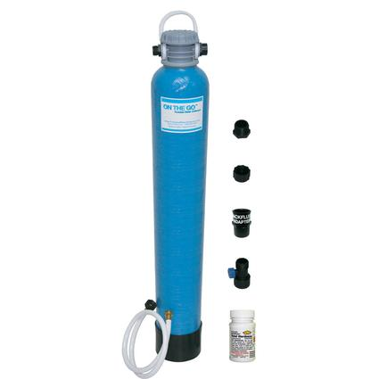 Park Model Portable Water Softener & Conditioner