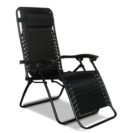 Zero Gravity Recliner, Black