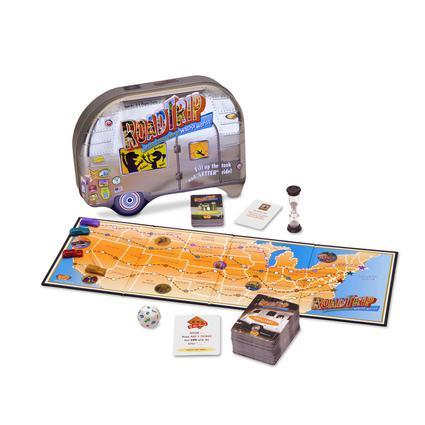 RoadTrip Family Board Game