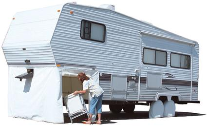 ADCO 5th Wheel Storage Skirts