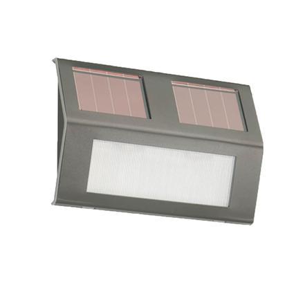 Nature Power Solar Step Lights, 4-Pack