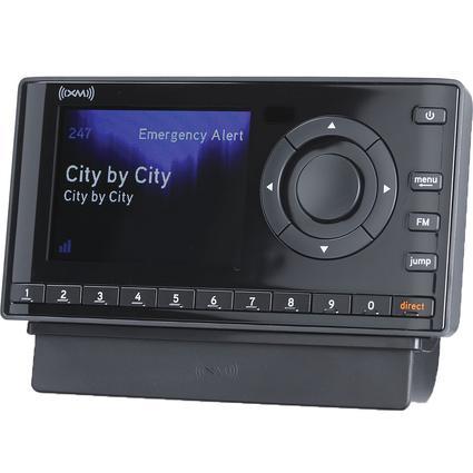 XM Onyx Satellite Radio