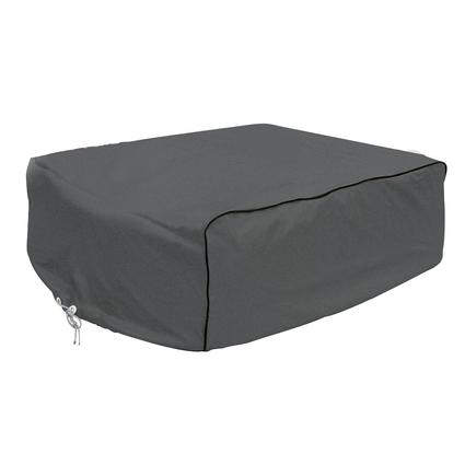 Overdrive RV A/C Cover - Fits Duo-Therm, Grey