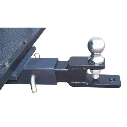Double Duty Hitch Adapter