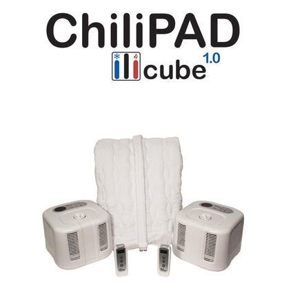 Chilipad- Queen Bed Dual Zone, 60