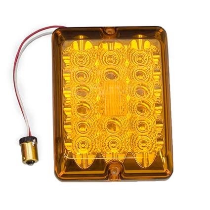 LED Upgrade Kits for #84/#85/#86 Series Tail Lights- LED Turn Light Lens Module Amber