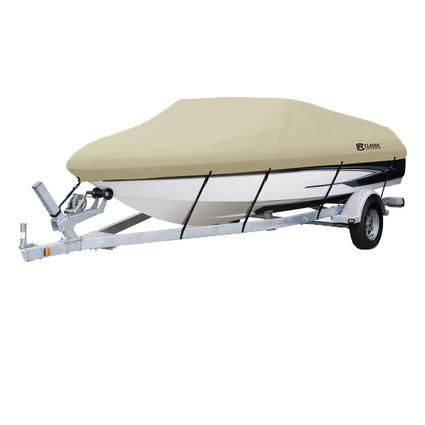 Dryguard Waterproof Boat Cover - 17' - 19', Beam 102