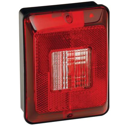 Single Tail Lights #86 Series- Backup Vertical Mount