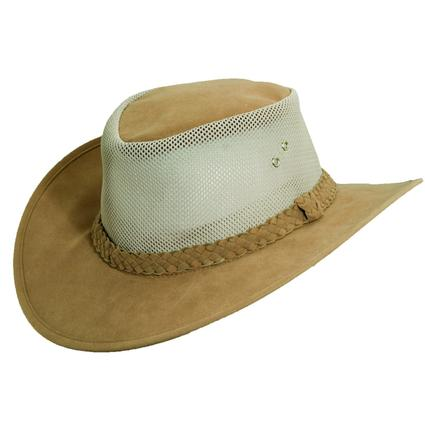 Bush Soaker Hat, Tan- Small/Medium