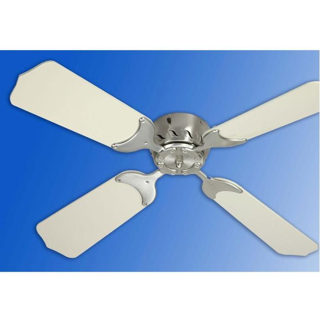 36 12v ceiling fan satin nickelwhite trusty 70058nw fans image 36 aloadofball Image collections
