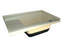 Sit in Step Tub Right Hand Drain TU500RH - Colonial White