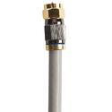 RG6 Digital Quadshield Coax Cable - 12'