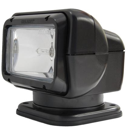 GoLight Radioray Permanent Mount Model with Wireless Hand-Held Remote Black