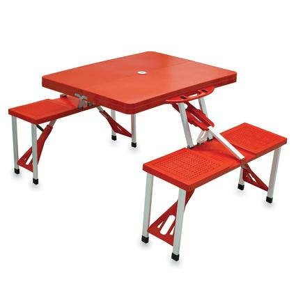 Picnic Table- Red