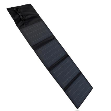 40/80W Folding Solar Panel and Laptop Chargers